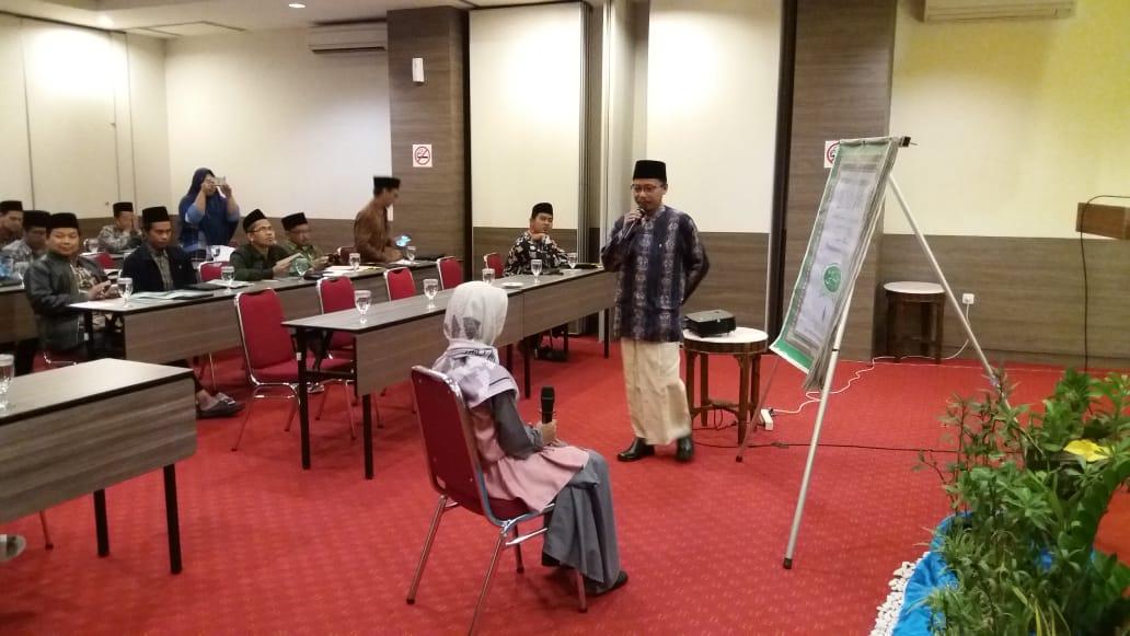 Diklat Metode Belajar Cepat Kitab Kuning oleh Kemenag Provinsi Jateng